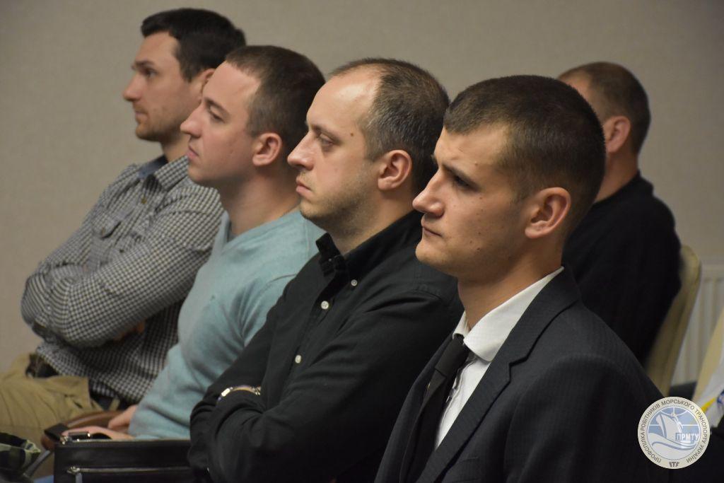 семинар, моряки, обучение, Профсоюз